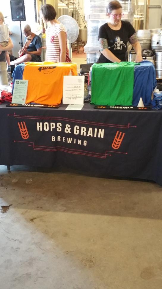 Hops & Grain Party