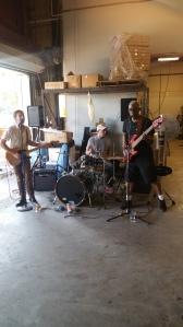 Adam Johnson Band